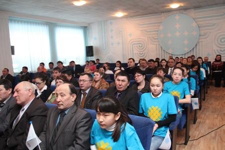 Сотрудничество с Акмолинской областью Казахстана