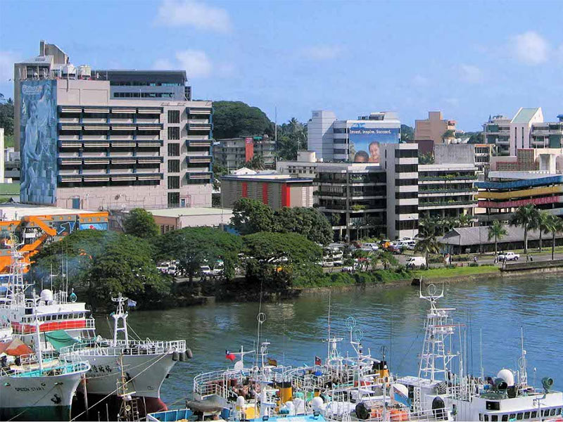 Сотрудничество с Министерством образования Фиджи