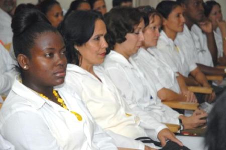 Послевузовское медицинское образования для Боливии